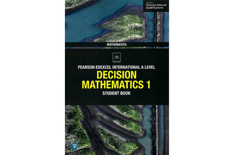 A레벨_Further Mathematics(AS)_Decision 1